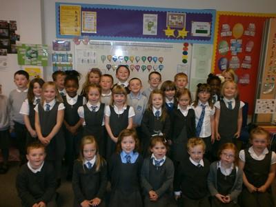 P2b Class Photo