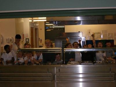 Kitchen Visit