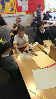 Co-operative Learning 16th Century Projects 2