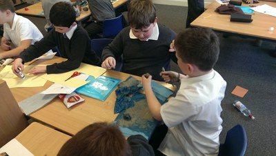 Co-operative Learning 16th Century Projects 4