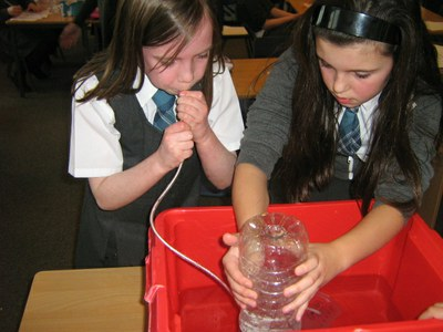 Measuring Lung Capacity