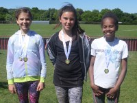 St Andrew's compete in the annual athletics meeting