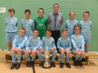 St Andrew's Win Rock Cup