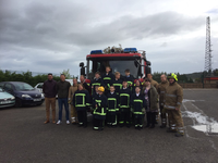 Young Firefighters Course August - October 2017